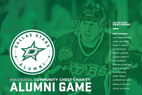 Inaugural Community Chest Charity Alumni Game